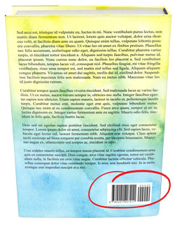 ISBN number for back book covers for self-published authors